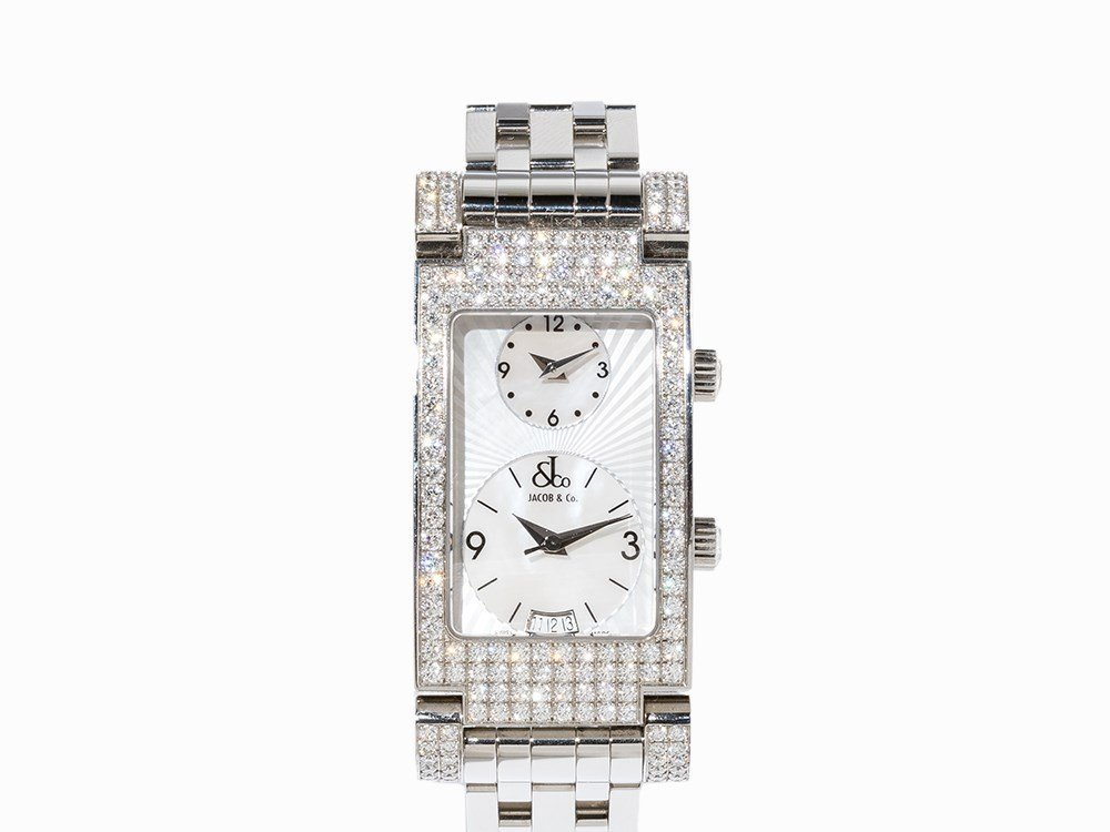 Jacob & Co, 'Angel' Quartz Wristwatch, Switzerland, c.