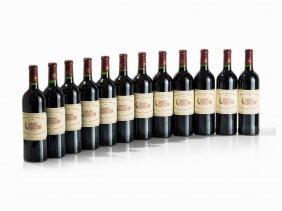 12 Bottles 2000 Pavillon Rouge Du Château Margaux
