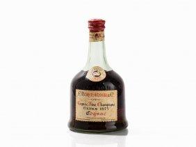 1 Bottle 1875 E. Normandin Extra Cognac Fine Champagne