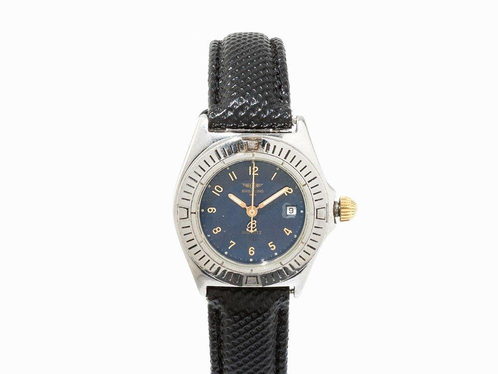 Breitling Quartz Ladies' Watch, Ref. B52043, c. 1995