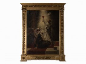 Historical Painter Of The 19th Century, Parsifal, Ger,