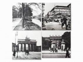 Hans G. Casparius, Berlin Street Views, C. 1920/30s