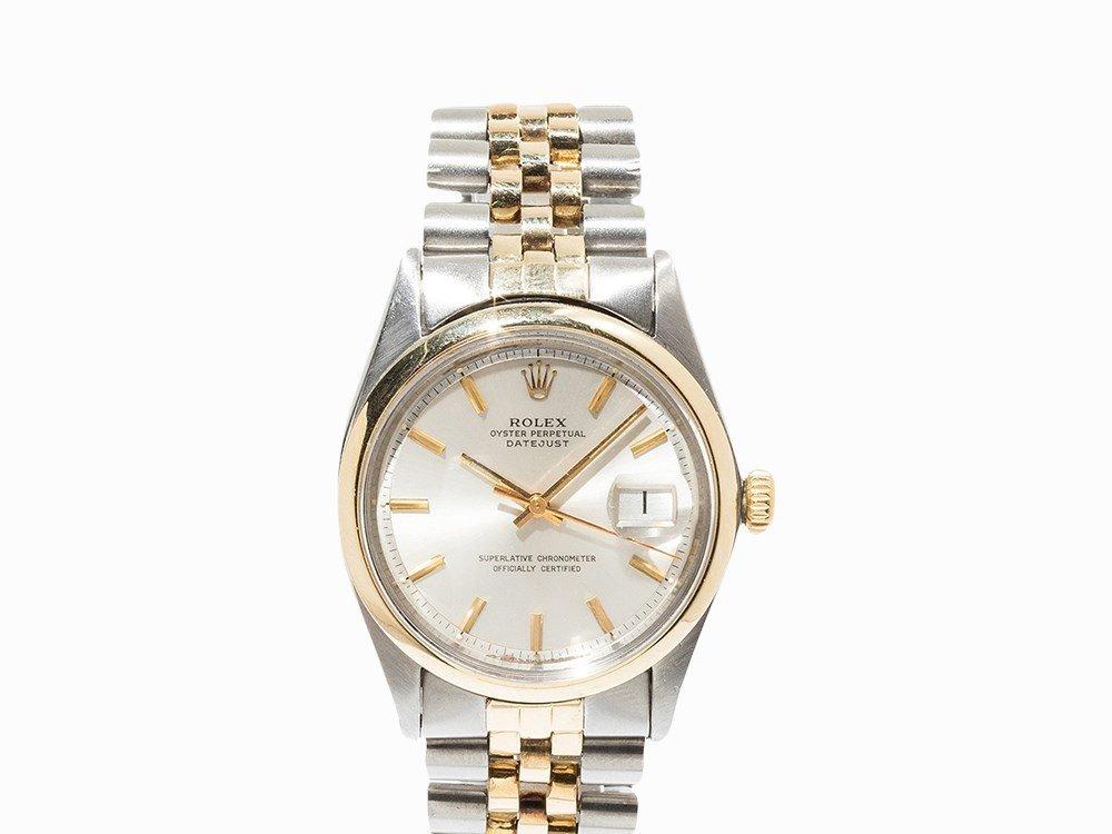 Rolex Datejust, Ref. 1600, Switzerland, C. 1987