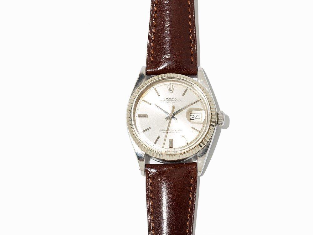 Rolex Datejust, Ref. 1601, Switzerland, C. 1972