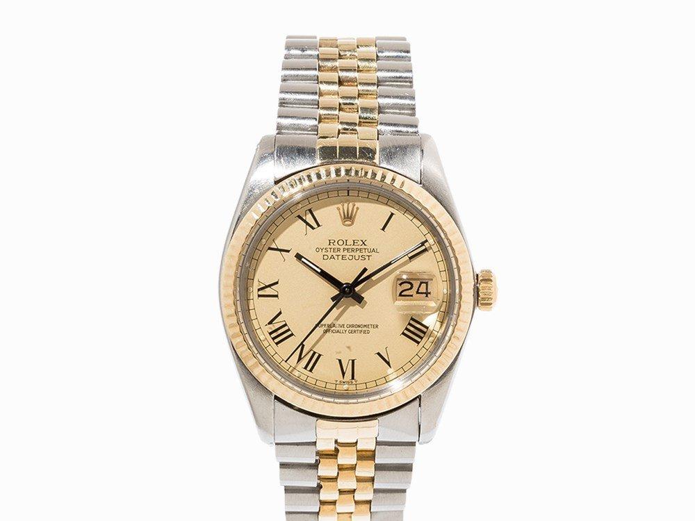 Rolex Datejust, Ref. 16013, c. 1979