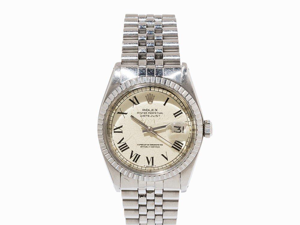 Rolex Datejust, Ref. 1603, c. 1977