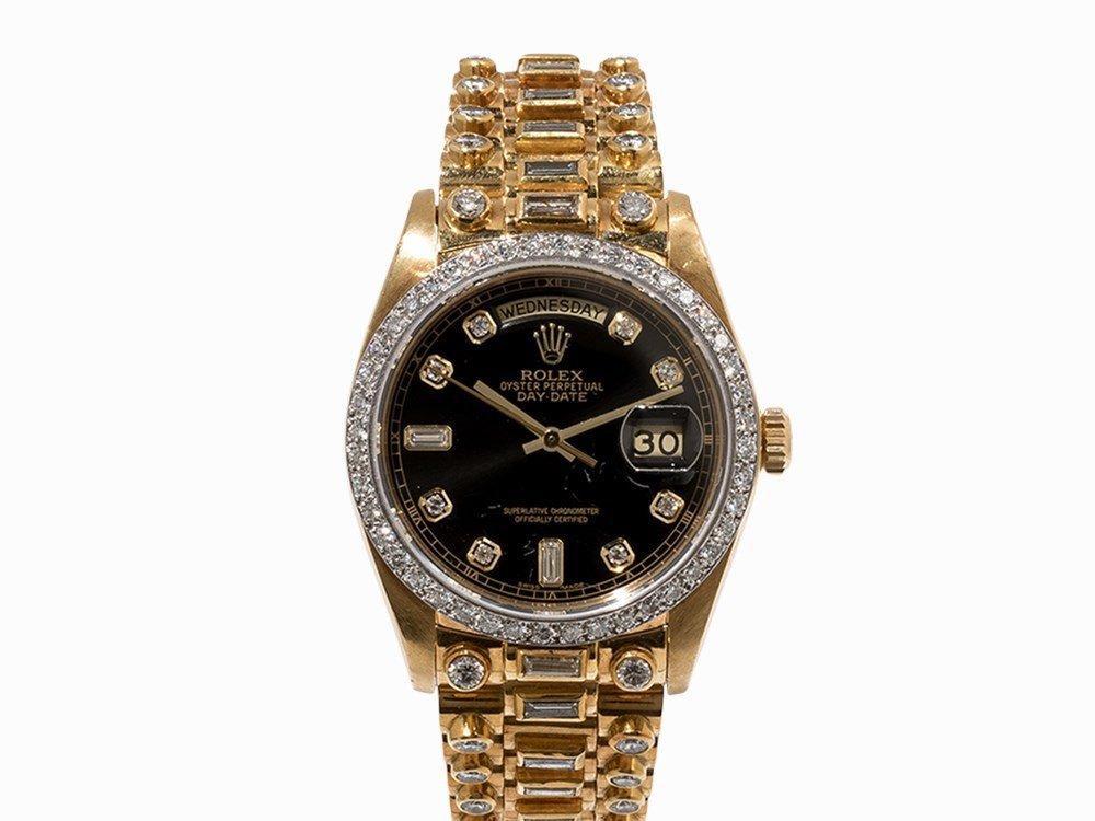 Rolex Day-Date Diamond, Ref. 18048, Switzerland, c.