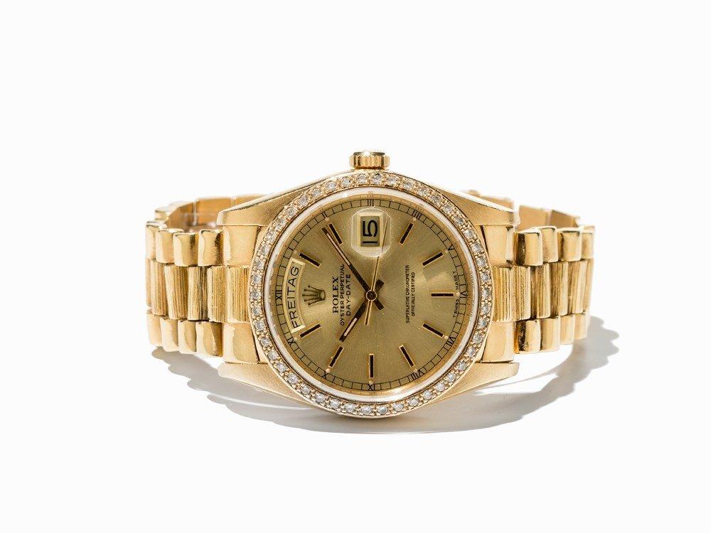Rolex Day Date, Ref. 18078, Switzerland, C. 1979