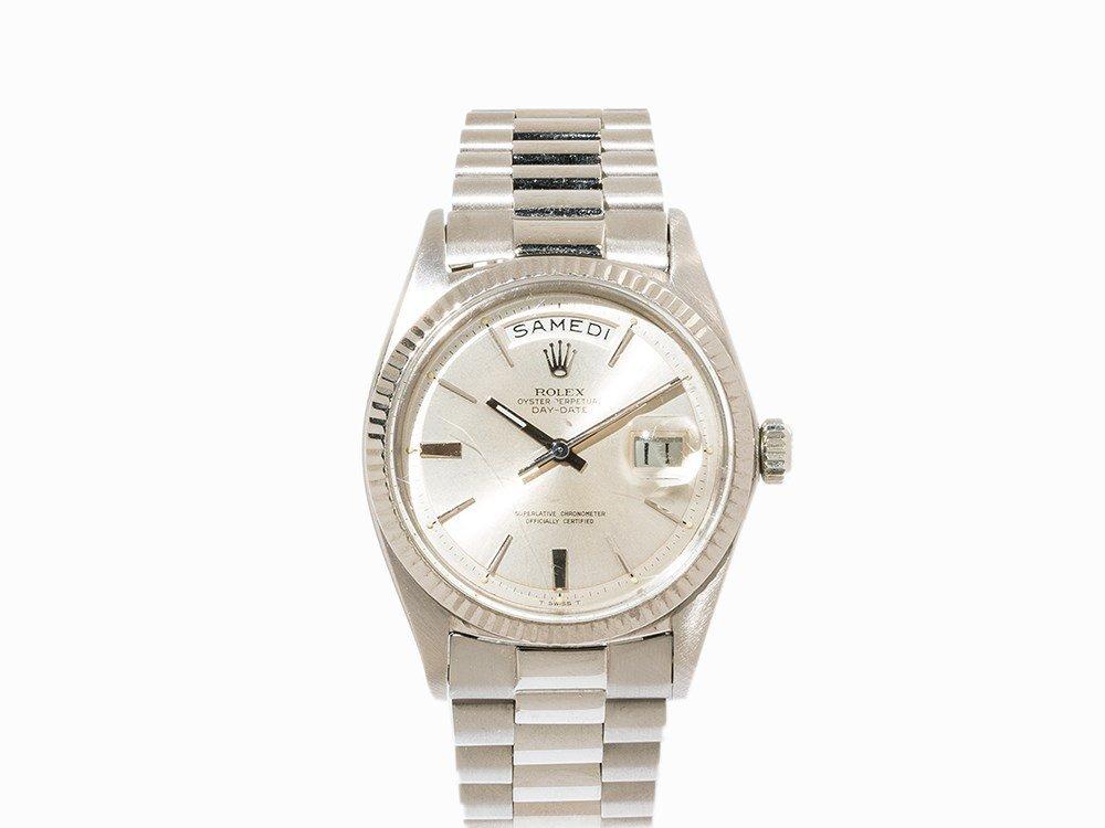 Rolex Day-Date, Ref. 1803, Switzerland, C. 1968