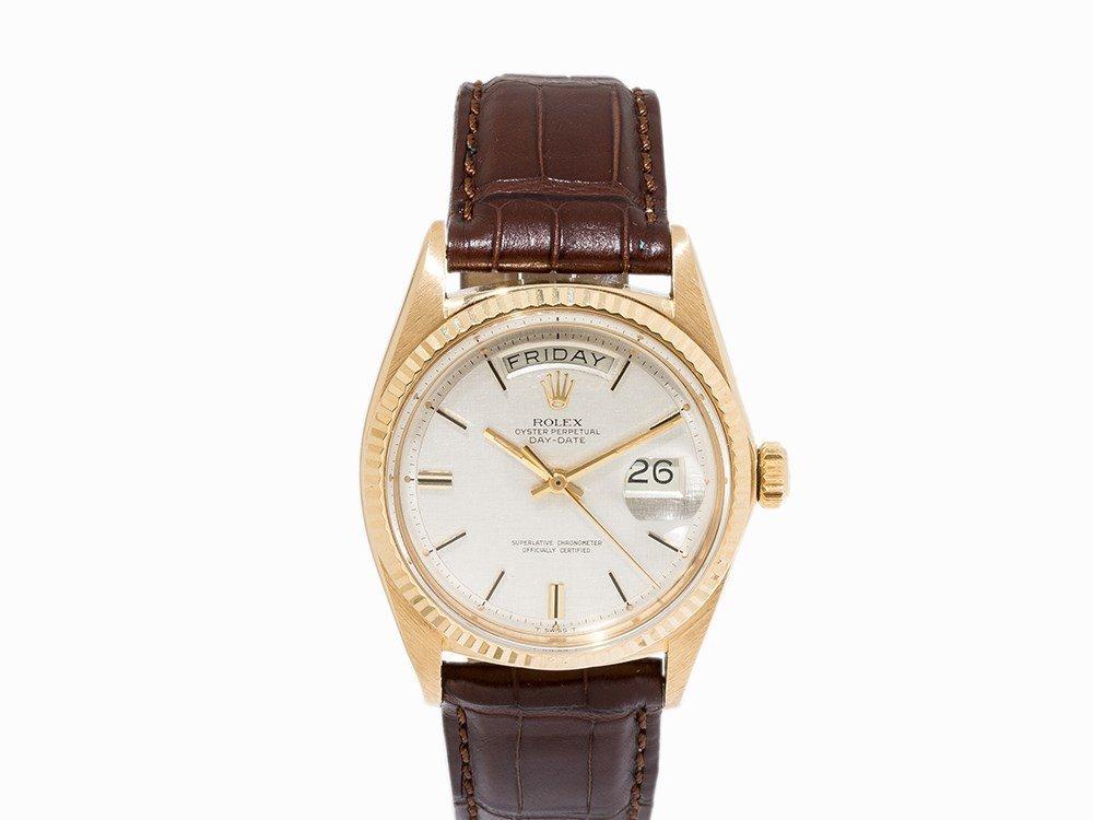 Rolex Day-Date, Ref. 1803, Switzerland, C. 1970