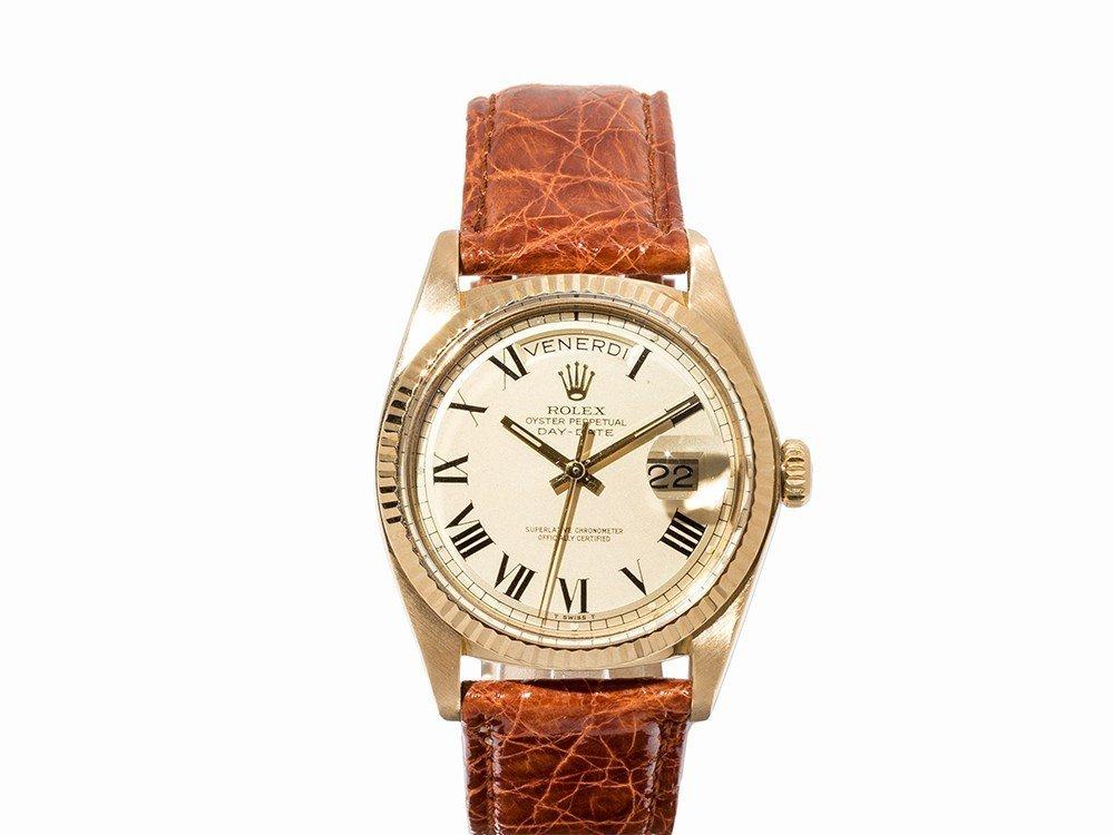 Rolex Day-Date, Ref. 1803, Switzerland, C. 1991