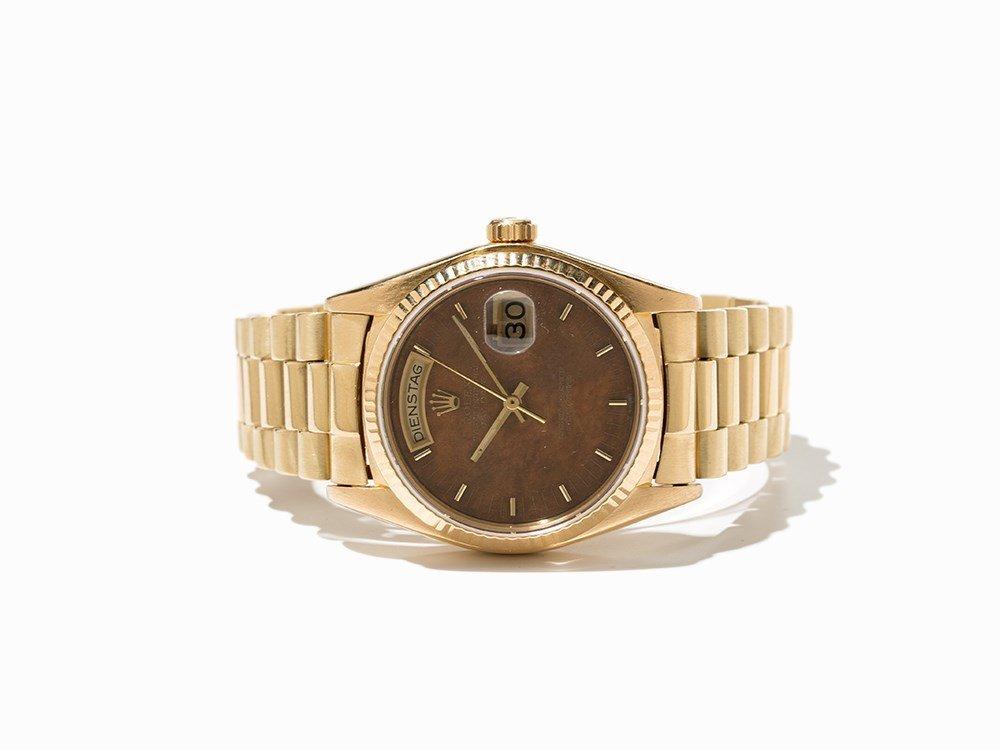 Rolex Daydate, Ref. 18038, Switzerland, Around 1980