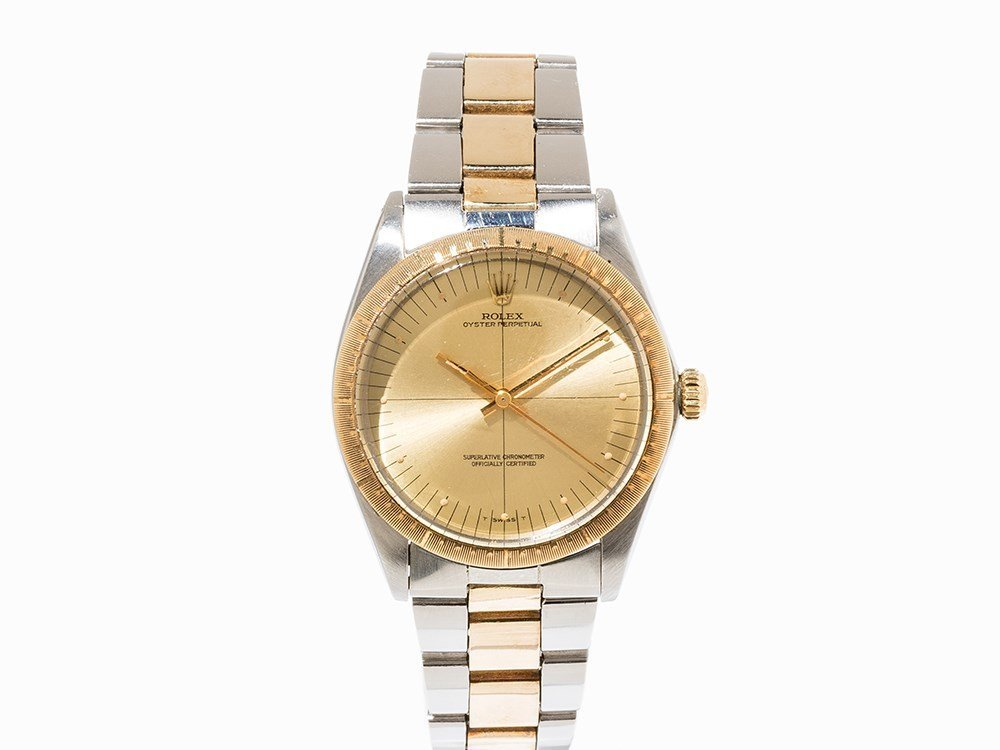 Rolex Oyster Perpetual, Ref. 1038, c. 1969