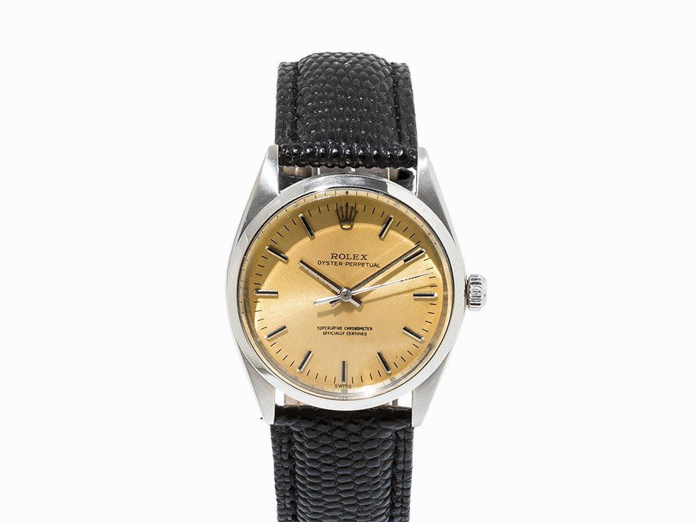 Rolex Oyster Perpetual, Ref. 1002, c. 1967