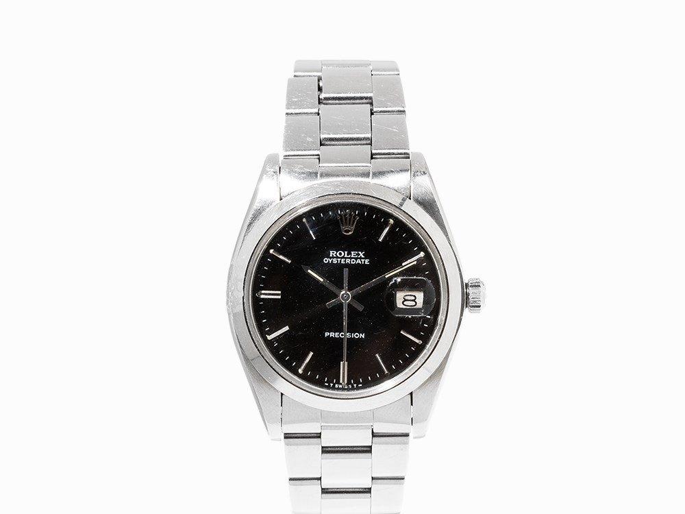 Rolex Oysterdate Precision, Ref. 6694, c. 1981
