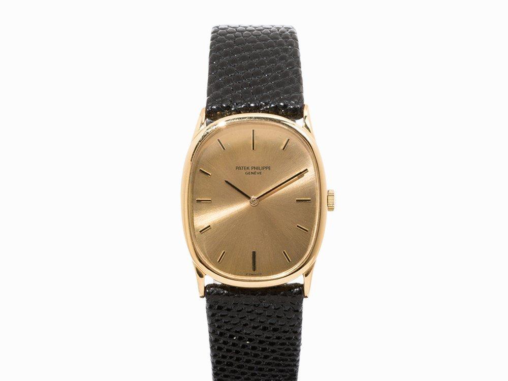 Patek Philippe Ellipse Wristwatch, Ref. 3846, c. 1985
