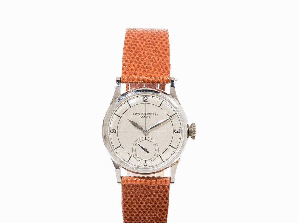 Patek Philippe Sector Dial Wristwatch, Switzerland, c.