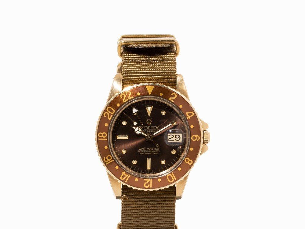 Rolex GMT Master 'Nipple Dial', Ref. 1675, c. 1969