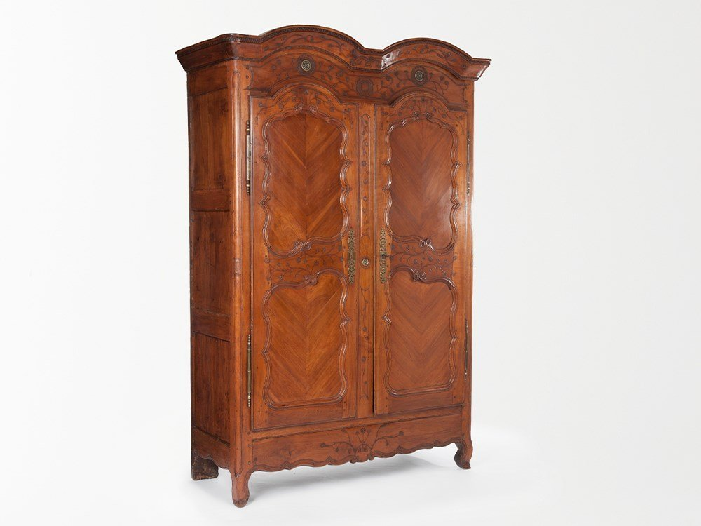 Cupboard 'Armoire Double Revolution', Rennes, 1750-60