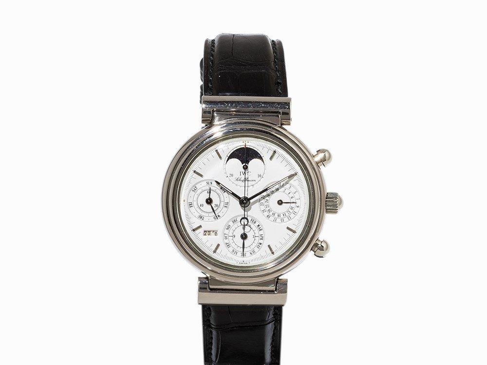 IWC Da Vinci Perpetual Calendar Chronograph, Ref. 3750,