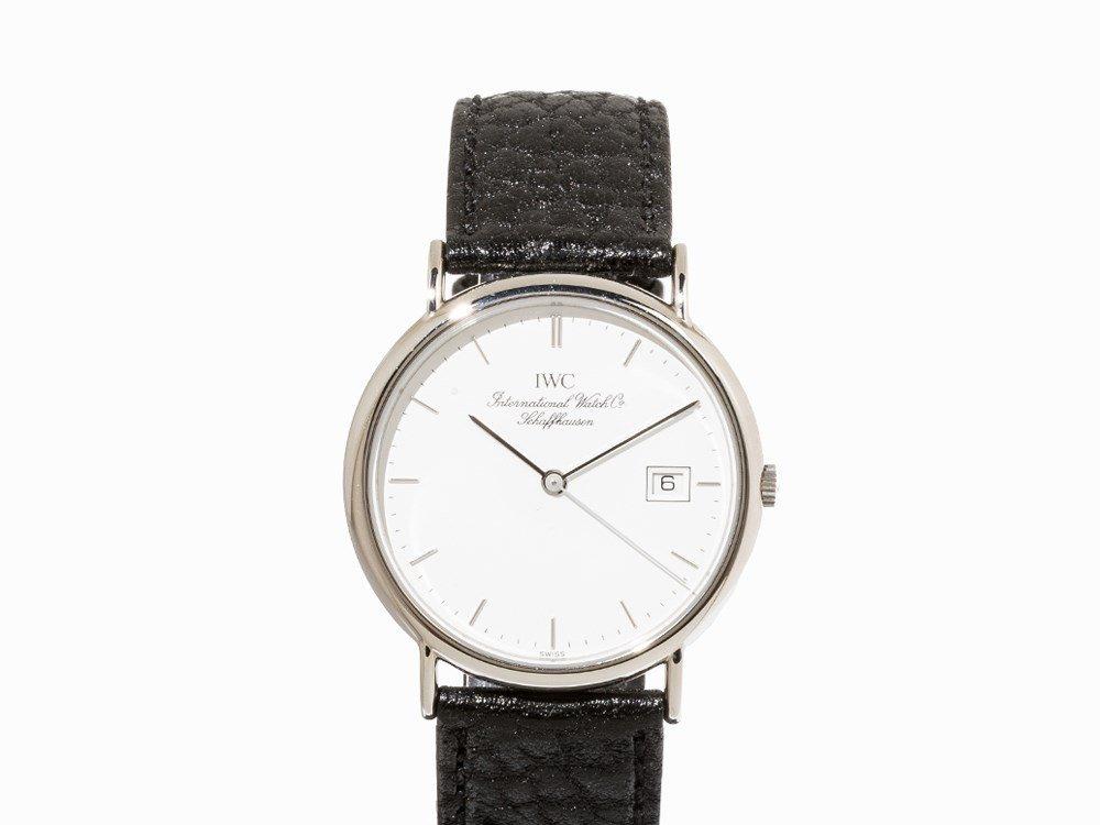 IWC Portofino Wristwatch, Ref. 3331, c. 1995