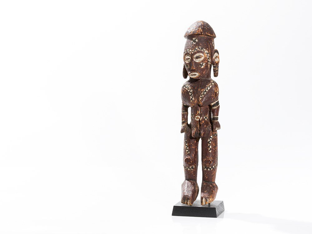 An Admiralty Island Male Figure, Early 20th C.