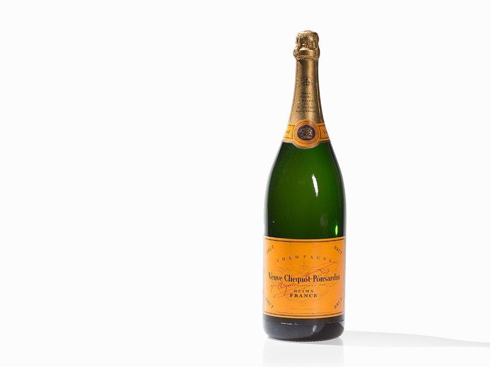 1 Double Magnum NV Veuve Clicquot Ponsardin Champagne