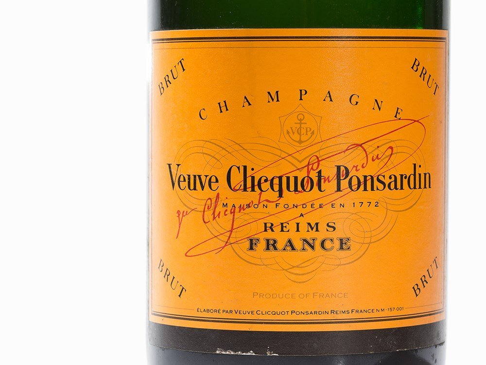 1 Double Magnum NV Veuve Clicquot Ponsardin Champagne - 2