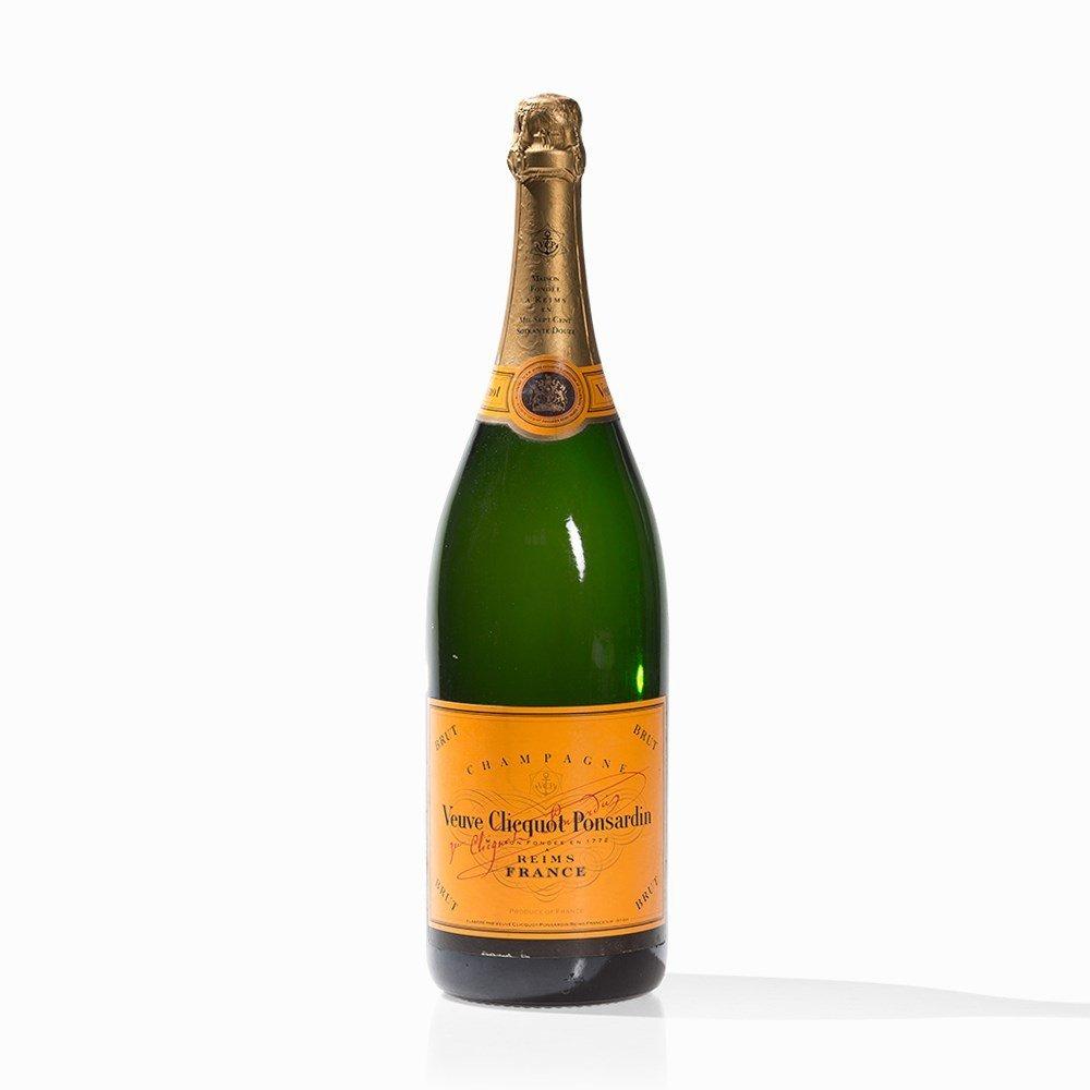 1 Double Magnum NV Veuve Clicquot Ponsardin Champagne - 6