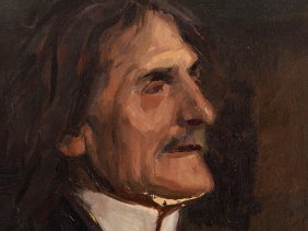 """Jean D. Alexander, Attr. """"the Art Master"""", 1st Half Of"""