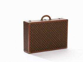 Louis Vuitton, Monogram Canvas Suitcase, Alzer, France,