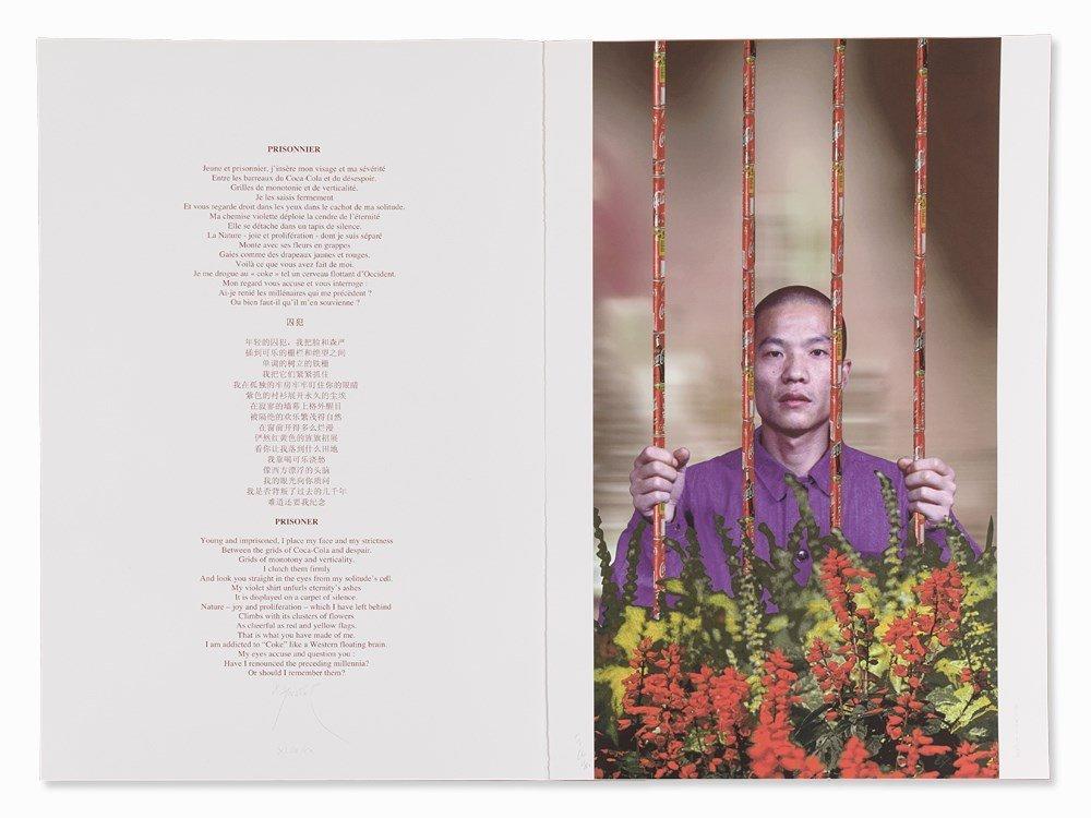 Wang Qingsong, from: Metamorphosis of Beings & Space,
