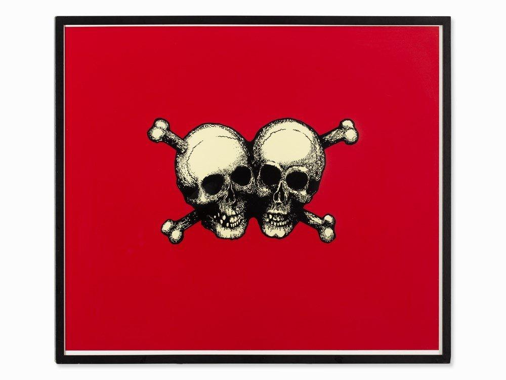 Jake & Dinos Chapman, Double Deathshead, Serigraph,