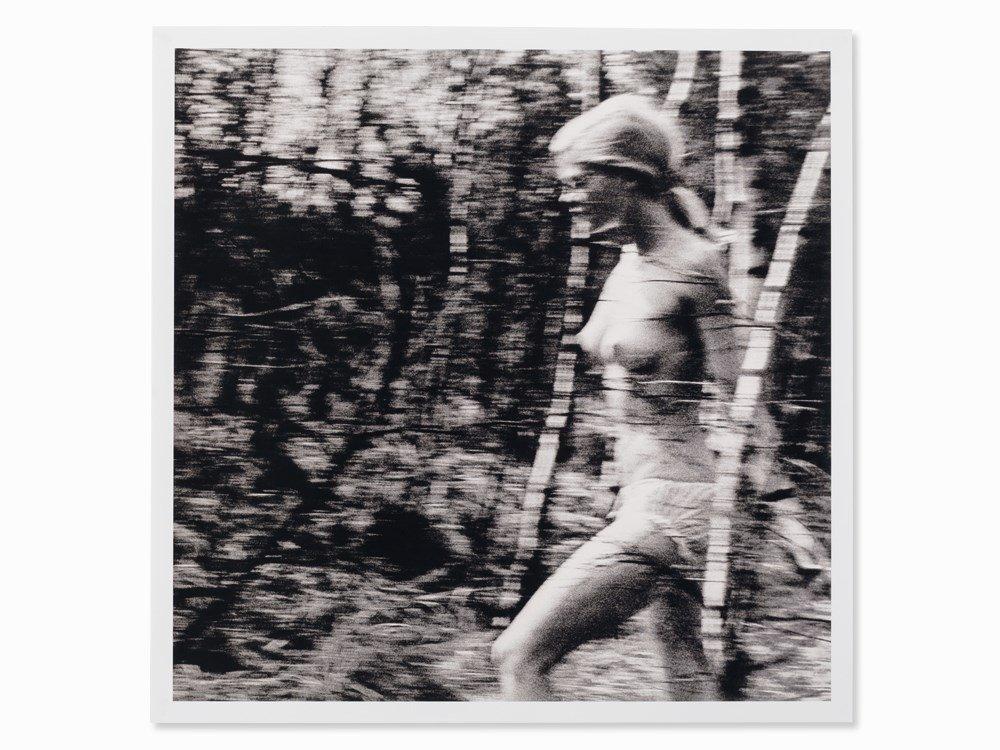 Günter Rössler, Gisela, Lambda Print, 1968/2006