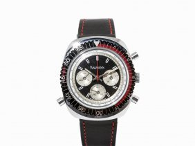 Wakmann Chronograph, Switzerland, C. 1970