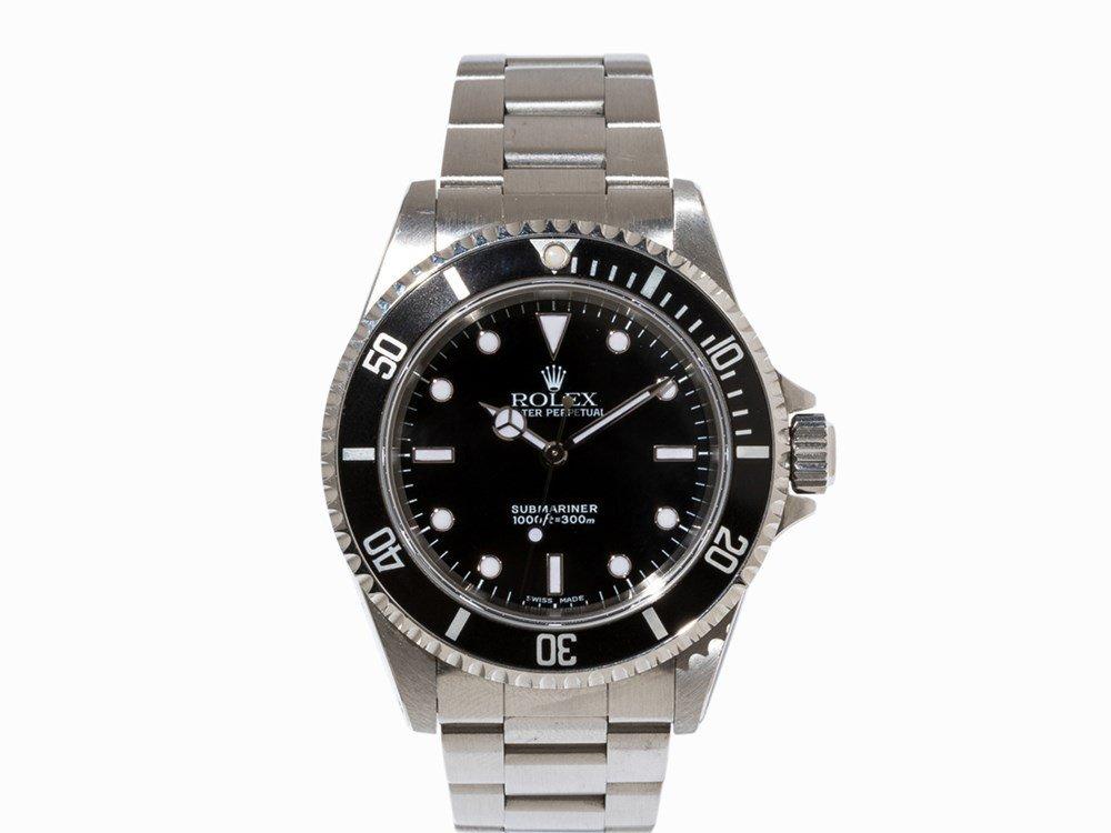 Rolex Submariner, Ref. 14060M, Switzerland, c. 2001