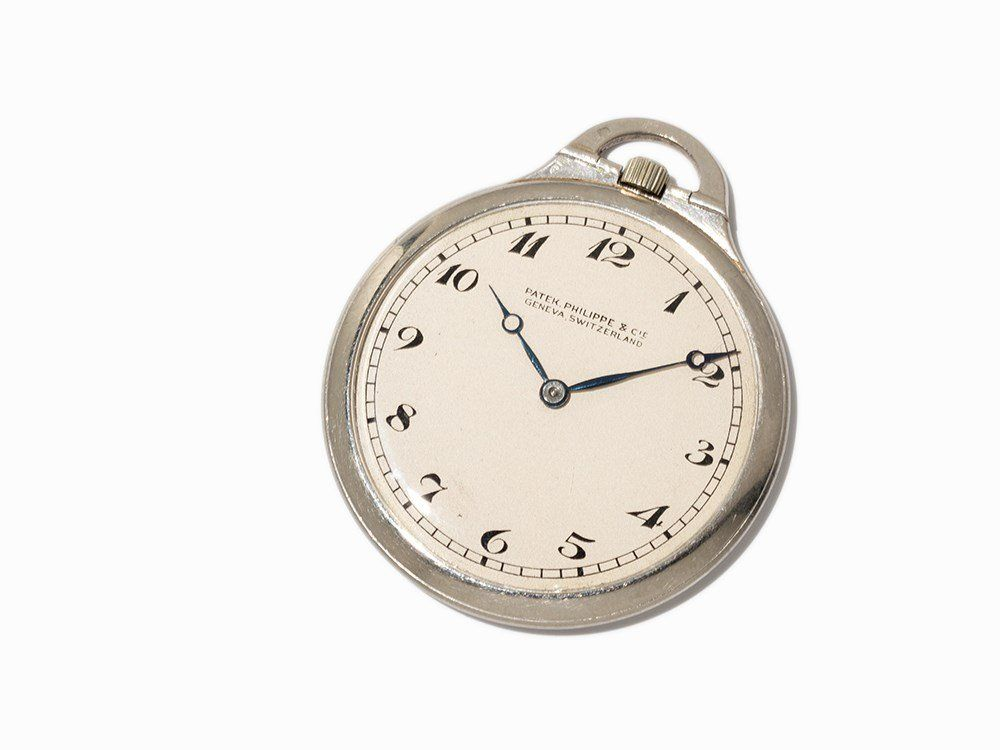 Patek Philippe Pocket Watch, Switzerland, Around 1935