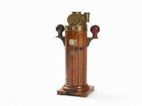 Henry Browne & Son, 'sestrel' Compass Binnacle,
