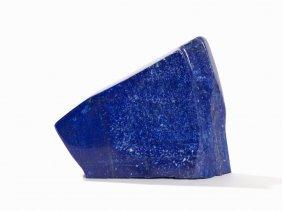 Polished Lapis Lazulifreeformof 2.75 Kg, Pakistan