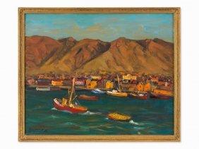 Arturo Pacheco Altamirano (1903-1978), Antofagasta,
