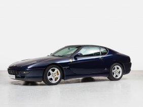 Ferrari 456 Gt, V12, Model Year 1995