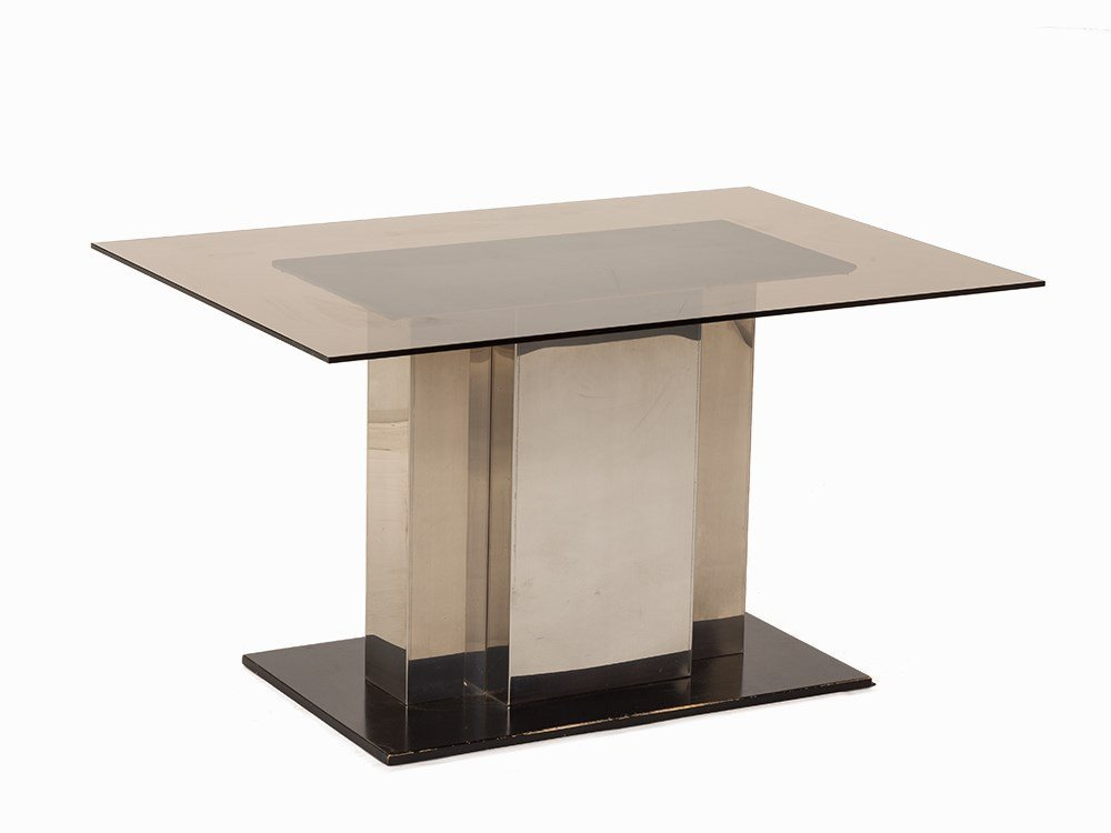 Willy Rizzo, Dining Table,Italy, 1970