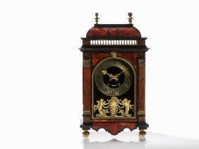 Religieuse Style Écaille Pendulum Clock, Marti, Paris