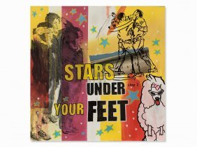 Stuart Semple, Stars Under Your Feet, Mixed Media, 2005