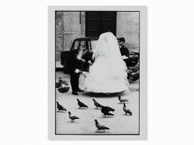 Robert Lebeck (1929-2014), 'bide In Traverstere', Rome,
