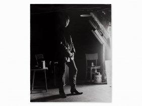 Astrid Kirchherr (b. 1938), John Lennon In Hamburg,