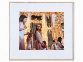 Aes+f, Photography, 'le Roi Des Aulnes', St Petersburg,