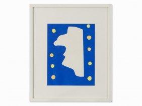 Henri Matisse, Monsieur Loyal From 'jazz', Stencil,