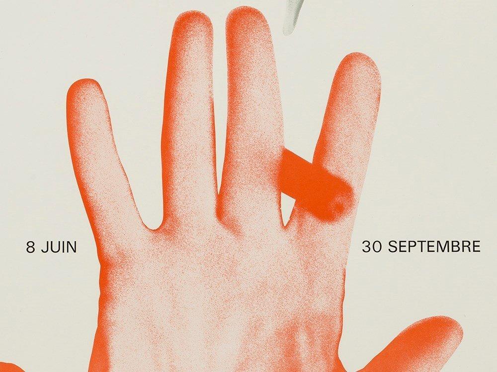 Marcel Duchamp, Exhibition Poster, Offset Print, 1967 - 2