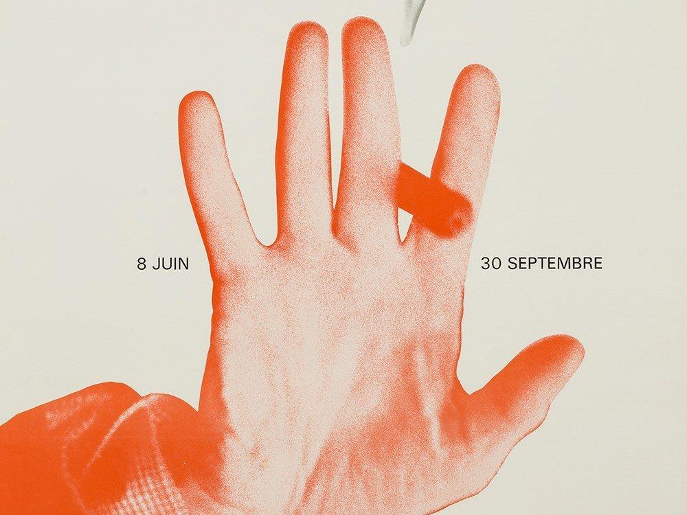Marcel Duchamp, Exhibition Poster, Offset Print, 1967 - 4